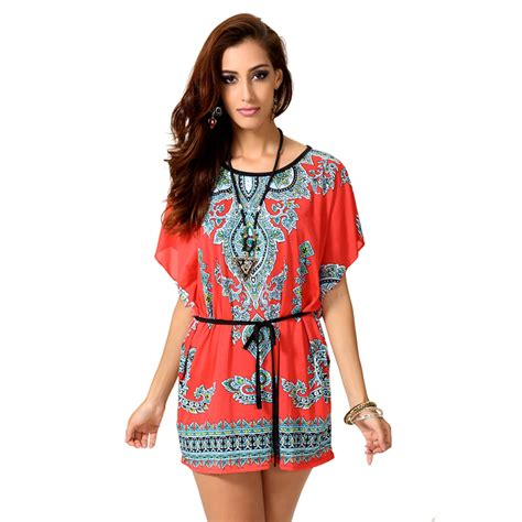 Satin Chic Tunic Dresses At Warehouse by Bohemian Plus Size Dresses Drop Waist New