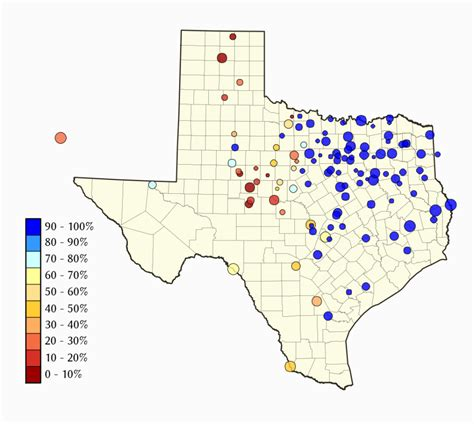 texas flooding map the texas floods are so big they ended the state s drought wired