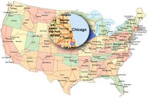Chicago Us Map by Local Vs National Seo What Does Your Business Need To Do