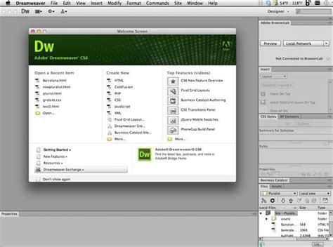 tutorial de dreamweaver cs6 adobe dreamweaver cs6 slide 1 slideshow from pcmag com