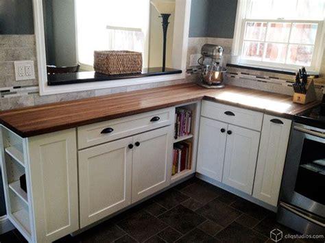 Basic Kitchen Countertops Butcher Block Kitchen Counters Kit Chen