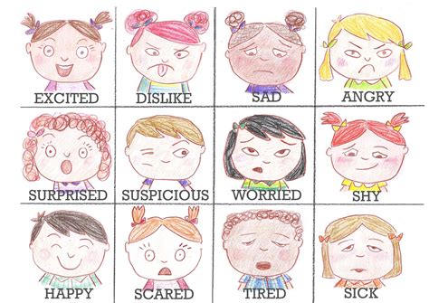 printable emotion faces card emotions memory game articulation360