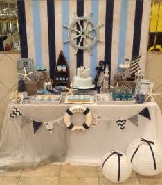 nautical baby shower theme decorations 25 best ideas about nautical table on