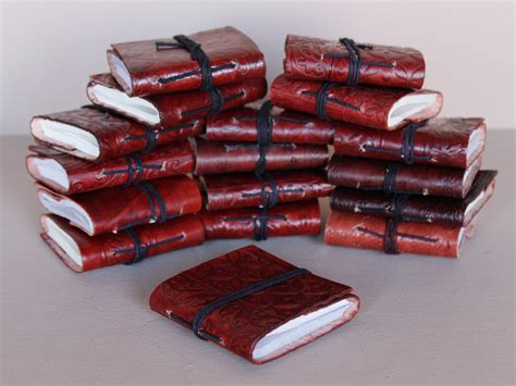 Handmade Journals Uk - leather journal tree of and rivers of wisdom