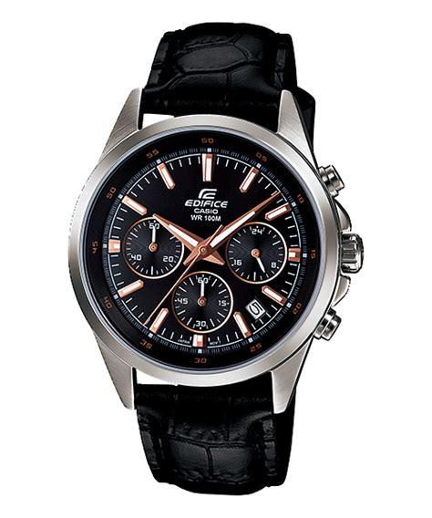 Casio Edifice Efb500d Cokelat 1 efr 527l 1av standard chronograph edifice timepieces casio