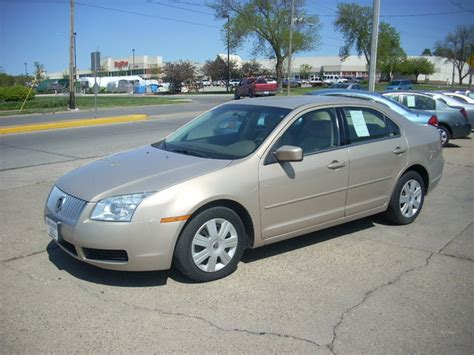 2007 Mercury Milan Problems by 2007 Mercury Milan For Sale In Des Moines Ia 602196