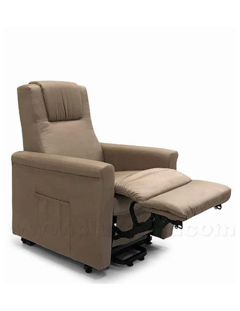 poltrona per anziani poltrona anziani disabili elettrica reclinabile 2 motori