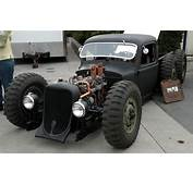 Theme Tuesdays Non Typical Hot Rods  Stance Is Everything