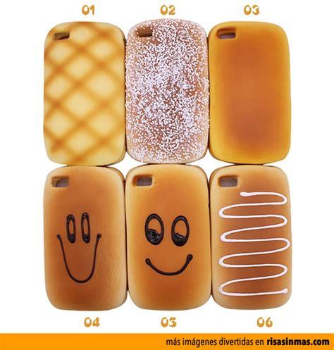 fundas divertidas iphone 5 fundas iphone divertidas panes y bollos
