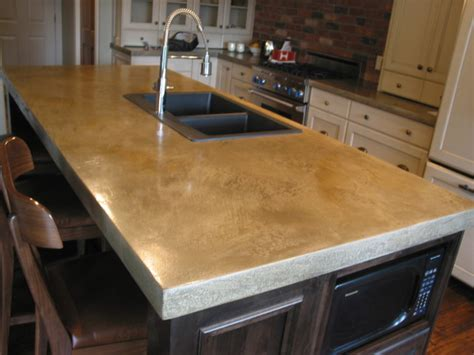 modern countertop concrete countertops modern kitchen vancouver by