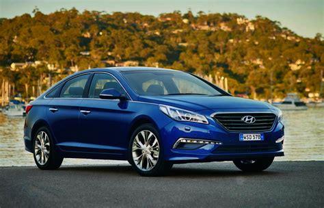 Hyundai Sonata Turbo by 2015 Hyundai Sonata On Sale From 29 990 New Turbo Option