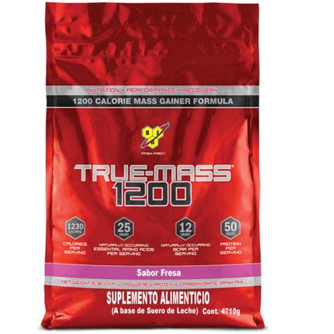Terlaris Bsn Truemass 1200 2 Lbs Bsn True Mass 1200 2 Lbs Trendi nutricion extrema tienda de suplementos deportivos