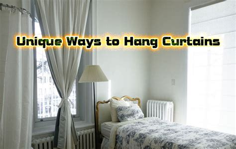 unique ways to hang pictures unique ways to hang curtains home mum