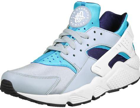 air nike sneakers nike air huarache shoes grey turquoise