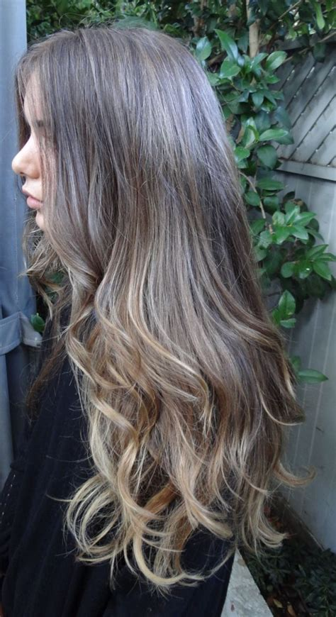ideas for grey roots as a brunette the 35 best ombre hair color trends for 2015 hair colors