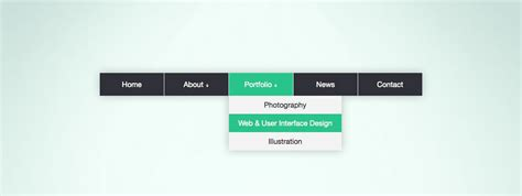design menu bar using javascript how to create a responsive navigation menu using only css