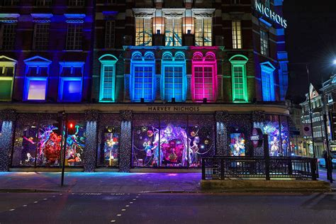 christmas windows 10 of the best from london and new york
