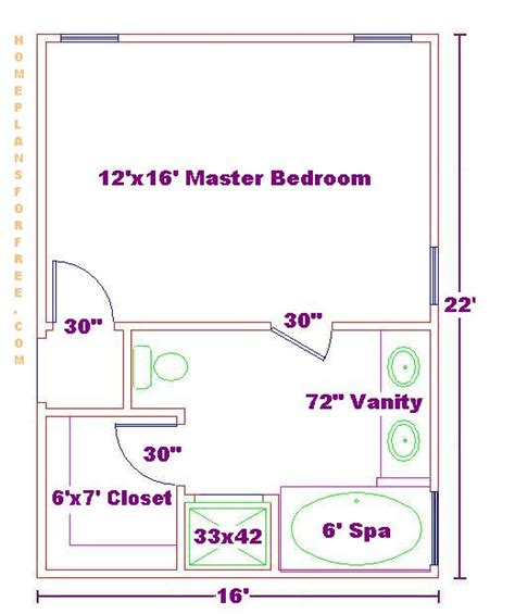 Master Bedroom Layouts by Master Bedroom Addition On Bedroom Addition