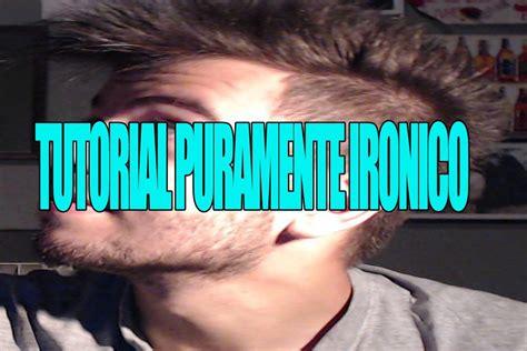 gabbo dsq gabbo dsq capelli tutorial vlog