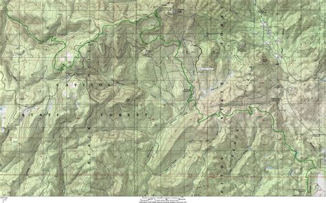 capitol forest map capitol forest map