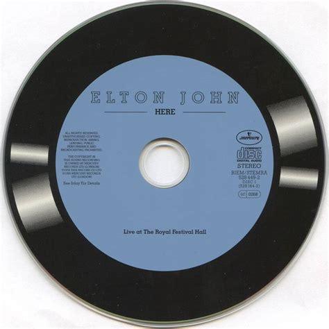 elton john here and there elton john here and there 1976 2cd remastered