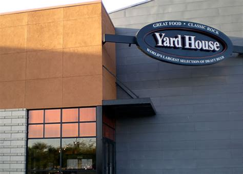 yard house locations phoenix desert ridge locations yard house restaurant