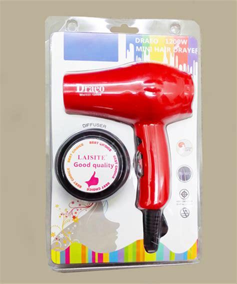 Draeo Mini Hair Dryer best choose draeo colorful mini hair dryer 1200w