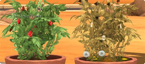 Garten Pflanzen Sims 4 by Sims 4 F 228 Higkeit Gartenarbeit Simension