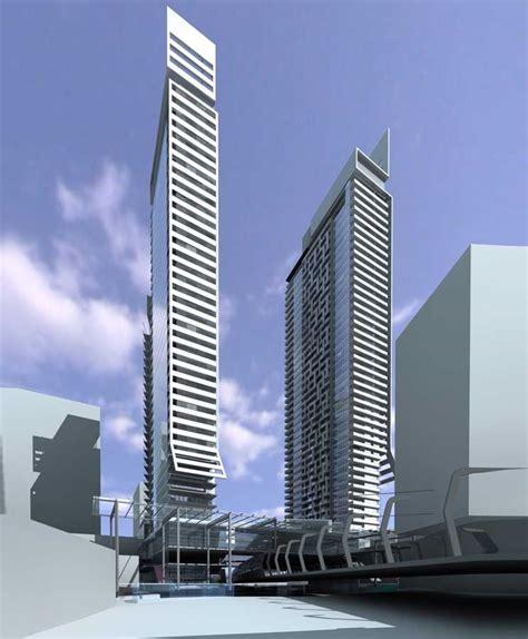 richardson architects chatswood towers residential building sydney e architect