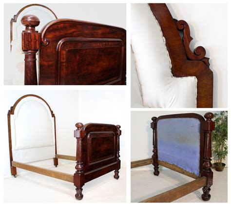 Antique Furniture Dealers by Scottish Mahogany Bed Antiques Atlas