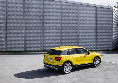 Audi Configurator by Audi S Configurator For The Q2 Is Now Up And Running
