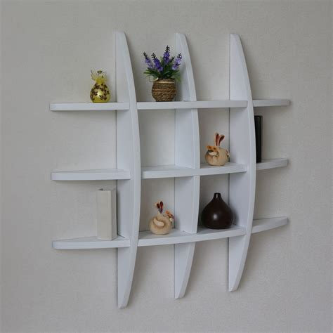 floating wall shelf globe cross cube shelves for new year