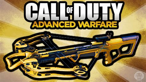 What Is The Best Search Cod Advanced Warfare Special Weapons Gold Crossbow Ak 12g Em1 Quantum Exo Call