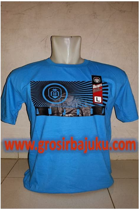 grosir kaos distro dujati rb