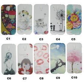 Painting Phone Plastic For Samsung Galaxy S4 C18 No Color painting phone plastic for samsung galaxy s4 c8