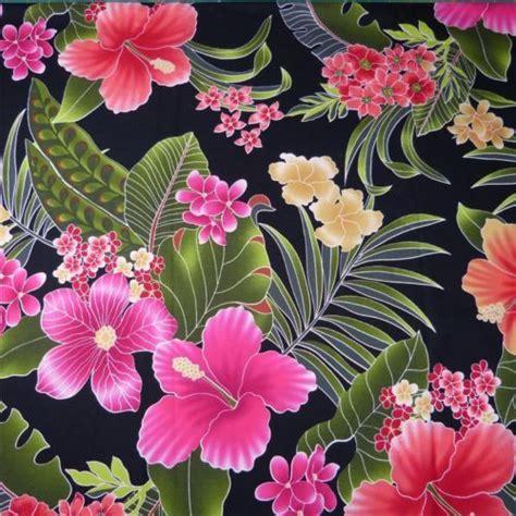 Hawaiian Print Upholstery Fabric by Best 25 Hawaiian Print Fabric Ideas Only On