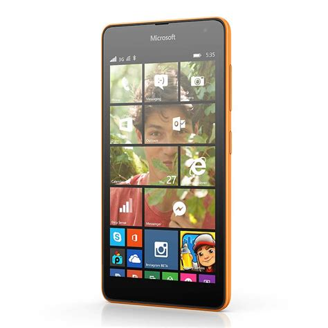Microsoft Lumia Update microsoft releases software update for lumia 535