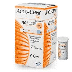 Unit Accu Chek Active accu chek go blood glucose test strips test strips for