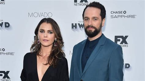 matthew rhys emmy interview keri russell and matthew rhys photos of the couple