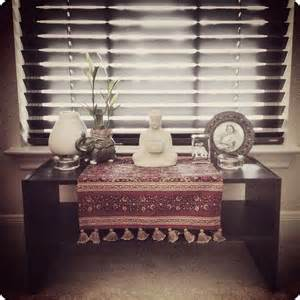Meditation Table 1000 Ideas About Meditation Altar On Pinterest