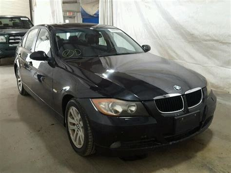 2006 bmw 325xi for sale 2006 bmw 325xi for sale at copart central square ny lot