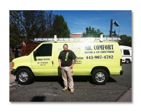 Mr Comfort by Mr Comfort Heating Air Conditioning Elkton Md