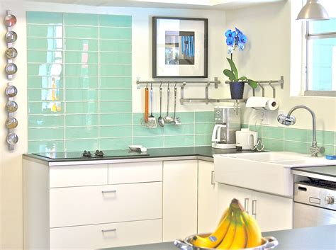 Thin Bathroom Cabinets - pale green glass subway tile in surf modwalls lush 4x12 tile modwalls tile