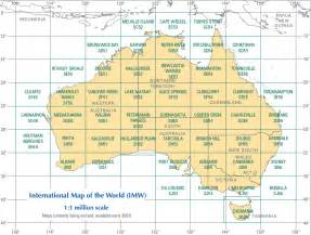 about map numbering geoscience australia