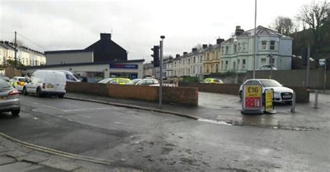 herald plymouth uk armed robbery at tesco in plymouth recap plymouth herald