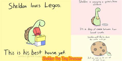 Dinosaur Home Decor sheldon the tiny dinosaur tumblr quotes