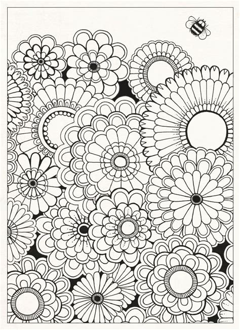 secret garden colouring book qbd free coloring pages of secret gardens