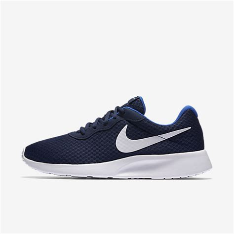 exclusive mens lifestyle shoes nike tanjun midnight navy