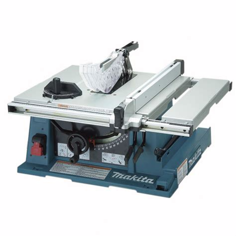 task table saw review makita 2705 10 quot table saw