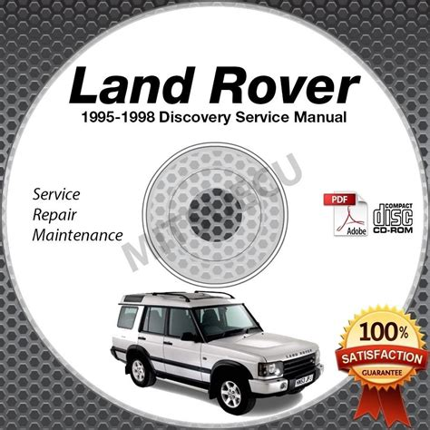service manual 1995 land rover discovery free service manual download land rover discovery 1995 1998 land rover discovery service manual cd repair 3 9l 4 0l 2 5l tdi 2 0l